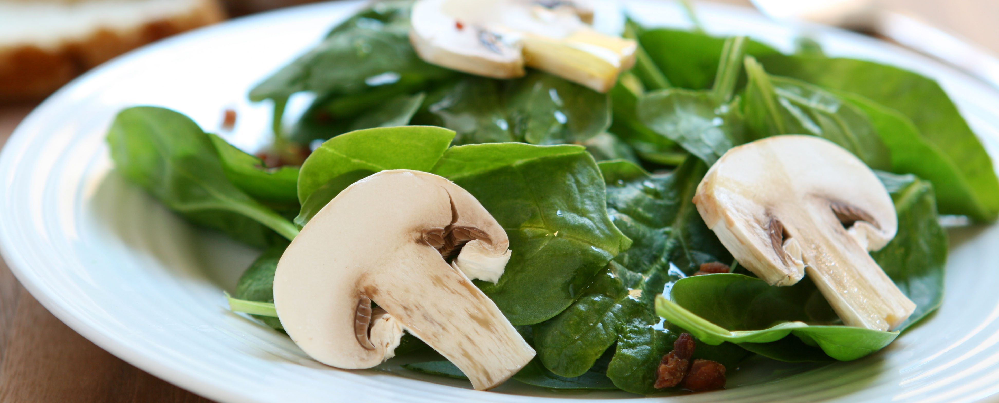 Spinach Tossed Salad