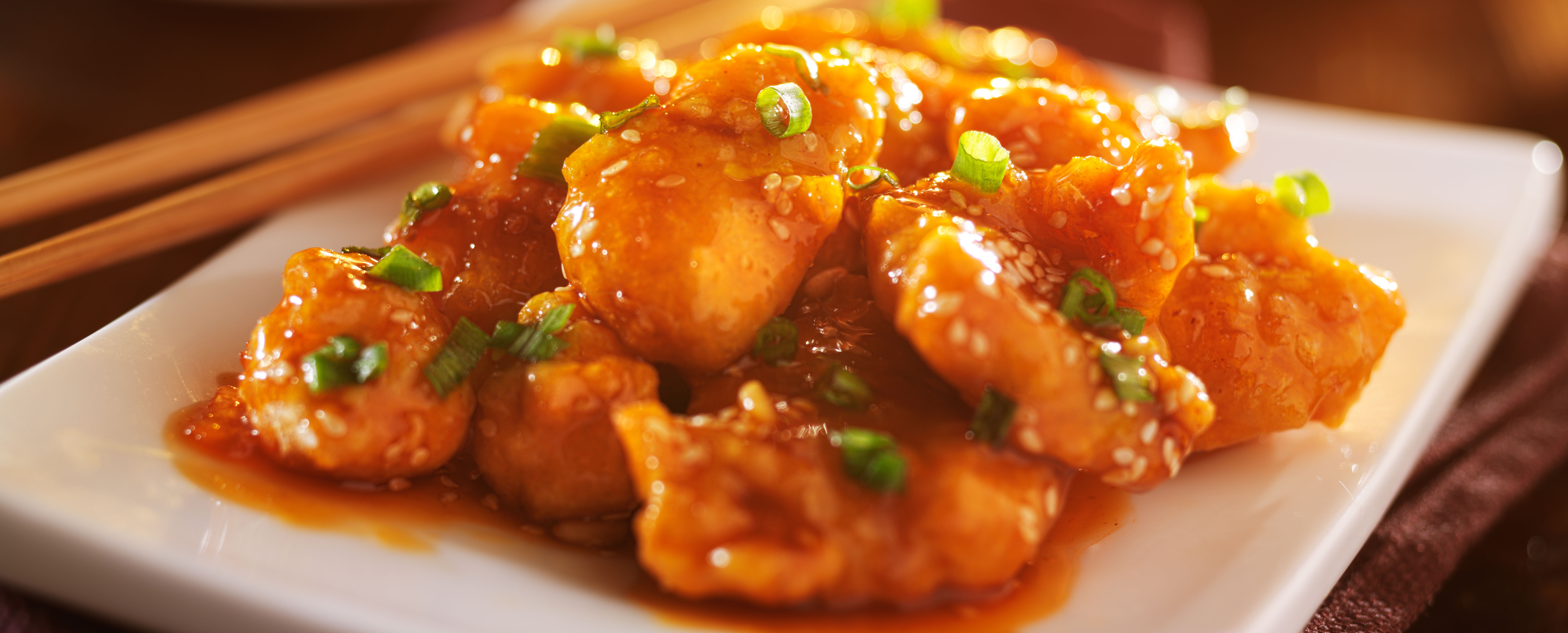 Orange Chicken with Carrots
