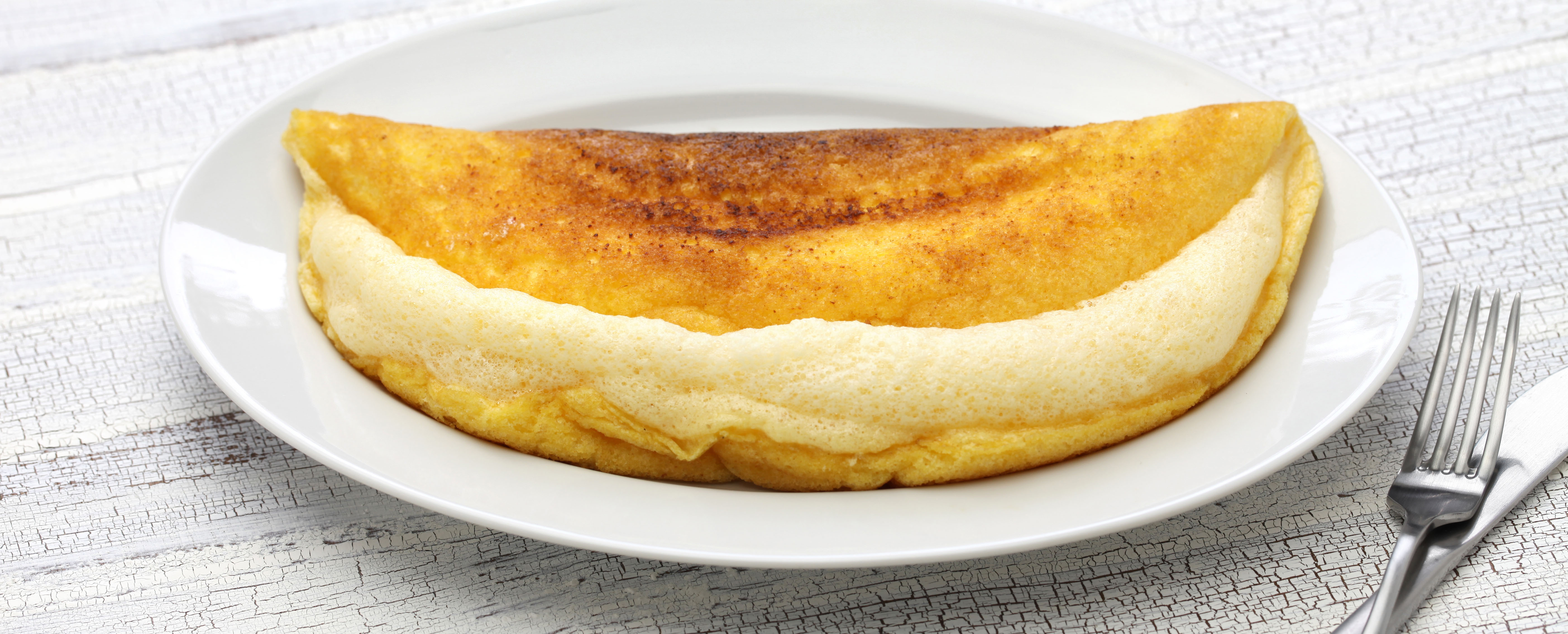 Puffy Omelet